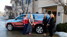 Chevrolet Traverse Donation